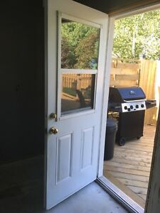Exterior door SOLD PPU