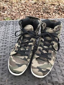 Men's running shoes camouflage Harlan