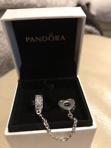 Pandora safety love charm