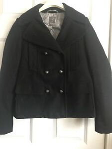 Like-new Gap wool peacoat