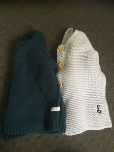 Two Bonds Cardigans