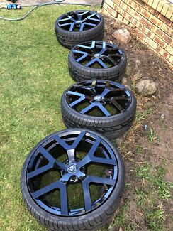 "20"" G8 wheels holden commodore"