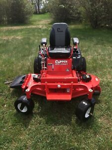 2018 country clipper zero turn mowers