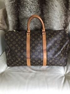 ***100% Authentic Louis Vuitton Keepall 45***