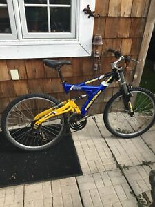 SuperCycle Downhill Hooligan Full Suspension Mountain Bike