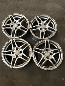 Mags 14 pouces 4x100 HYUNDAI ACCENT - TOYOTA YARIS