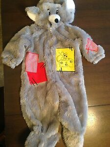 18-24 month mouse costume.