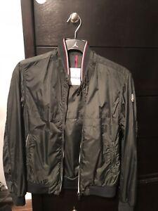 Men's Moncler Spring Bomber Jacket Size 1 (XS)