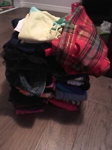 Girls clothes size 4 & 5