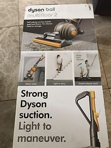 Brand New in Box Dyson Ball Multi Floor 2 Upright vacuum cleaner