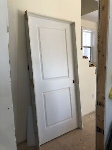 "36"" - two panel interior door"