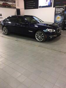 LOUER BMW 750 xDrive 2014 INDIVIDUAL EDITION