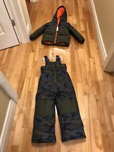 Brand new snowsuit youth size 5