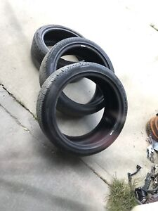 235 45 R20 Pirelli Scorpion 3X used tires ($75 each).