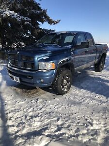 Nice Dodge Ram 2500 trade for car or SUV
