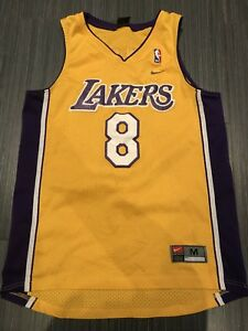 Nike Kobe Bryant LA Lakers Swingman Basketball Jersey
