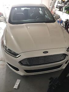2014 Ford Fusion Awd Loaded
