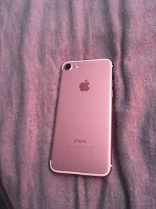 iPhone 7 rose gold 256gig Browns Plains Logan Area Preview