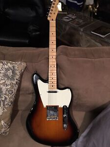 Fender limited edition offset Telecaster
