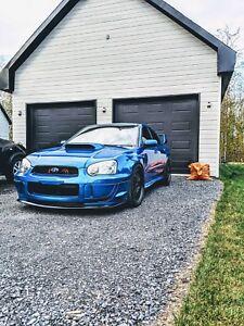 Subaru swap sti