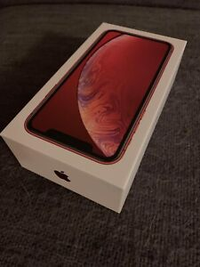 Iphone xr rouge neuf