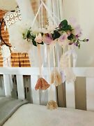 Handmade Doily Baby Mobile Tinbeerwah Noosa Area Preview