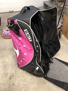 Pink Grit Bag
