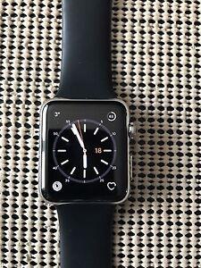 Apple Watch Stainless Steel w/Sapphire Glass  Gen 1