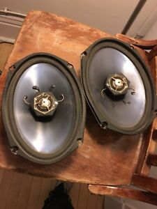 Kicker 6x9 speakers