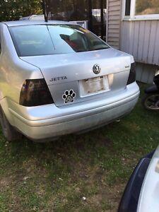 2002 Volkswagen Jetta need it gone has halo lights in it now