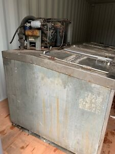 Large cold plate freezer (as is)