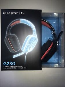 *SEALED* Logitech G230 brand new