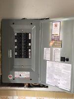Maître Electricien RBQ 514 999 9115 R.E.D. Électrique Inc.