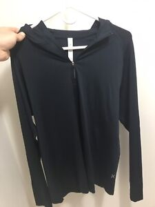 Mens Large Lululemon Lightweight Hoodie