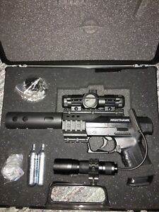 Special edition scope silencer hand light