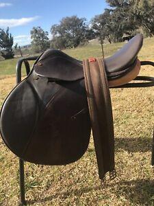 All purpose saddle
