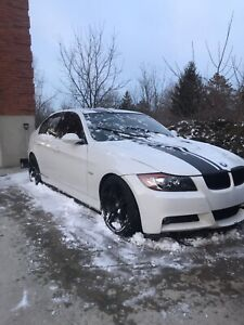 2007 BMW 3 series (part out)
