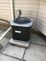 Gas lines , Air conditioner, dryers, Furnaces, Hot water