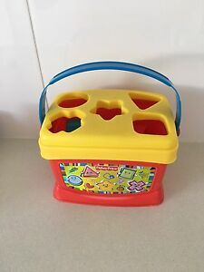 Classic Fisher Price Shape Sorter Doubleview Stirling Area Preview