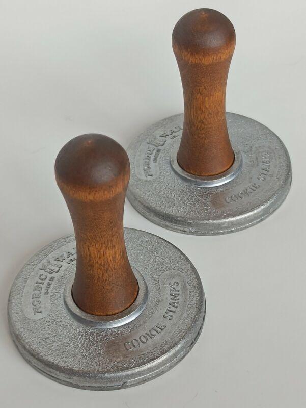 Nordic Ware Cookie Stamps Helloween  Set Of 2