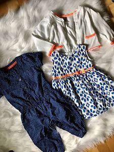 Baby girls 3-6 month outfits