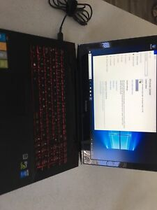 Gaming laptop Lenovo Y50 for sale