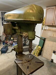 Buffalo 18 Drill Press