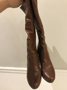 EUC Knee High Boots