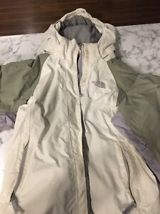 Women's North Face 3 in 1 jacket