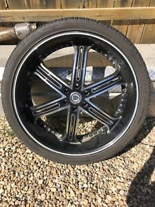 Ford 6 bolt rims 26 and inch.