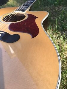 Gibson EC Songwriter acoustic