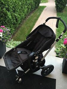BUGABOO Cameleon 3 All Black with lots of accessories
