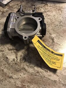Throttle body with gasket  2006/2007/2008 Hyundai Azera