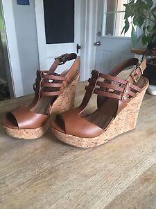 ALDO leather sandals